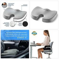 ComfiLife Premium Comfort Seat Cushion – Non-Slip Orthoped