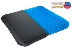 PREMIUM Egg Honeycomb Cooling THICK Gel Support Seat Office