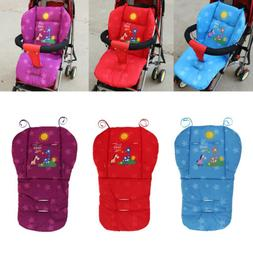 Pushchairs Seat Liner Baby Stroller Cushion Seat Pad Soft Do