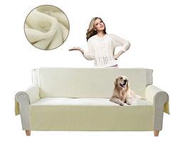 YEMYHOM Real Non-slip Pet Dog Sofa Covers Protectors Water-R