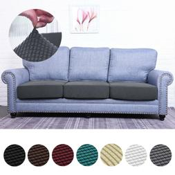 ANMINY Replacement Stretch Chair Sofa Seat Cushion Cover Cou