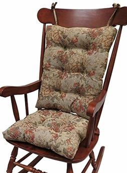 Rocking Chair Cushions And Pads Large Non Slip Set Of 2 Rock