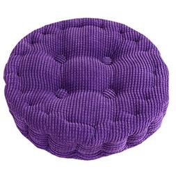 Uther Round Cushion Pad Seat Chair Patio Home Car Office Cor