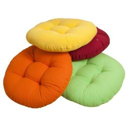 Round Cushion Seat Pad Floor Futon Mat For Patio Home Car Of