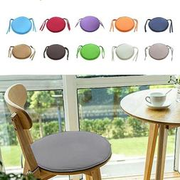 Round Garden Chair Pads Seat Cushion For Outdoors Bistro Sto