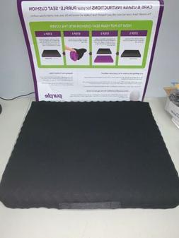 Royal Purple Portable Seat Cushion-Free Shipping