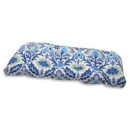 Pillow Perfect Outdoor Santa Maria Wicker Loveseat Cushion,