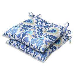 Pillow Perfect Outdoor Santa Maria Wrought Iron Seat Cushion