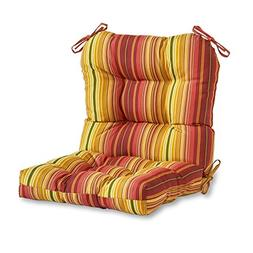 Greendale Home Fashions Seat/Back Combo Cushion, Kinnabari