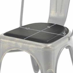 Porthos Home Seat Cushion for Metal Cafe or Side Chair, Set