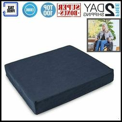 Wheelchair Seat Cushion Mobility Scooters 3 inches thick, 16