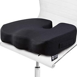 Seat Cushion Pillow for Office Chair - 100% Memory Foam Cocc