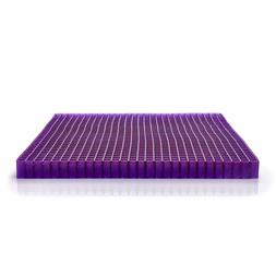 Purple Seat Cushion Portable - Seat Cushion For The Car Or O