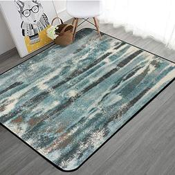 Aishankra Simple Carpet Ink-Splashing Art Area Rugs Living R