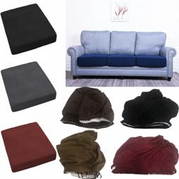 Sofa Stretchy Seat Cushion Cover Couch Slipcovers Fabric Rep