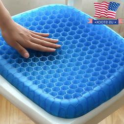 Soft Breathable Egg Form Sitting Gel Flex Cushion Pad Seat S