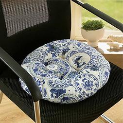Sothread Soft Creative Round Seat Cushion Garden Patio Home