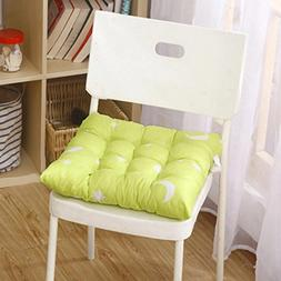 Sothread Fashion Soft Seat Cushion Star Moon Pattern Office