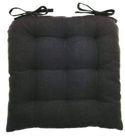 Now Designs Spectrum Chair Pad, Black