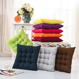 square cotton seat soft cushion buttocks chair