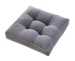 Black Temptation  Square Seat Cushion Floor Pillow Thickened