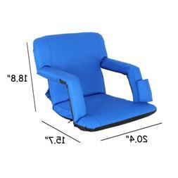 Stadium Seat Cushion Chair for Bleacher Reclining Ultra-Padd