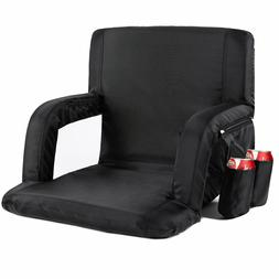 Sportneer Stadium Seat Portable Seats Chairs for Bleachers w