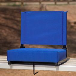 Stadium Seats For Bleachers With Back Support Chairs Best Cu