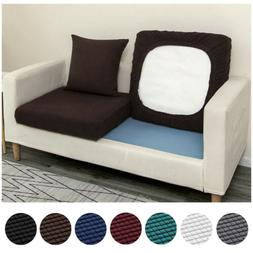 Stretch Chair Sofa Seat Cushion Cover Slipcover Furniture Pr