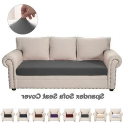 Stretch Soft Couch Seat Cushion Cover Sofa Loveseat Slipcove