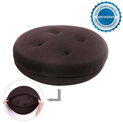 super breathable round bar stool