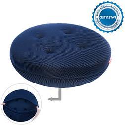 baibu Super Breathable Round Bar Stool Cover Seat Cushion Na