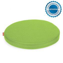 baibu Super Breathable Sandwich Mesh Fabric Round Seat Cushi