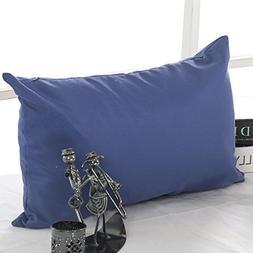 Deconovo Super Soft Home Decorative Pillowcase Cushion Cover