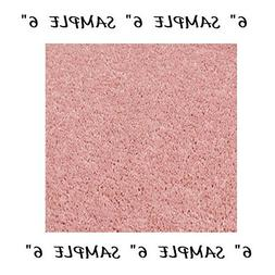 SAMPLE Swatch  - FAIRY DUST PINK ~ Kids crAzy cArpET | Peopl