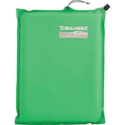 Therm-a-Rest Trail Seat Chair Green Camping Chair, New