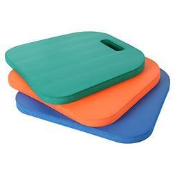 PORTAL 3-Pack Therm-a-Seat Sports Cushion Seat Pad Set for B