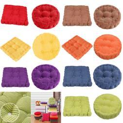 Thicken Corduroy Office Mat Chair Cushion Cushion Inserts So