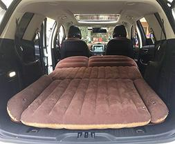 Goetland Thicker Car Air Mattresses Bed Inflation Back Seat