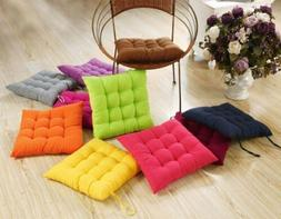 Tie on Chair Cushion Pads Sofa Seat Patio Indoor Outdoor Gar
