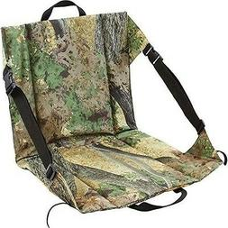 Tree Stand Shooting Chair Cushion Stadium Seat Camouflage Pa