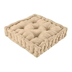Tufted Padded Boosted Cushion and Support - Plush Seating fo