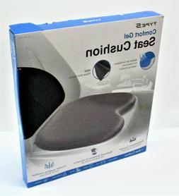 type s comfort gel seat cushion memory