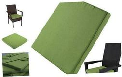 Uheng 6 Pack Patio Outdoor Chair Cushions with Ties, Seat Pa