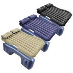 Universal Inflatable Mattress Car Air Bed Travel Camping Sea