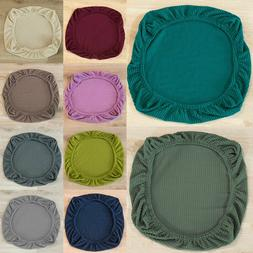 Universal Stretch Seat Cover Wedding Dining Room Office Chai