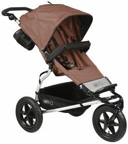 Mountain Buggy Urban Jungle Stroller, Chocolate Dot Brown, B