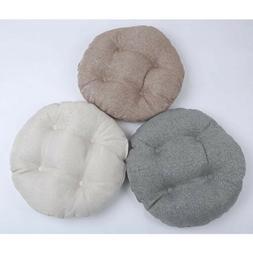 US Seat Pillow Thicken Yoga Floor Mat Round Cushion Patio Ta