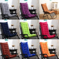 US  Chair Cushion Tufted Deck Chaise Padding For Outdoor Pat
