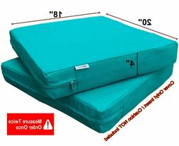 waterproof outdoor seat chair patio cushion cover